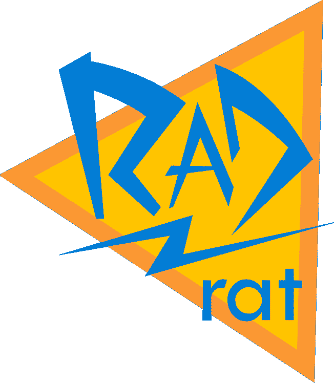 Rad Rat Design logo